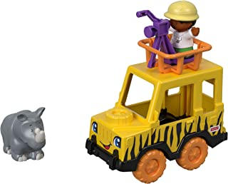 Fisher-Price Little People Observe & Learn Safari Vehicle