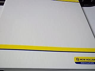 New Holland 638/648/658/678/688 Round Baler Service Manual