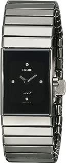 Rado Women's R21827752 Ceramica Watch with Gunmetal Band
