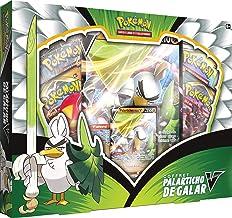 Pokémon Coffret 4 boosters Palarticho de Galar-V-Jeu de Cartes à Collectionner, POEBSE01