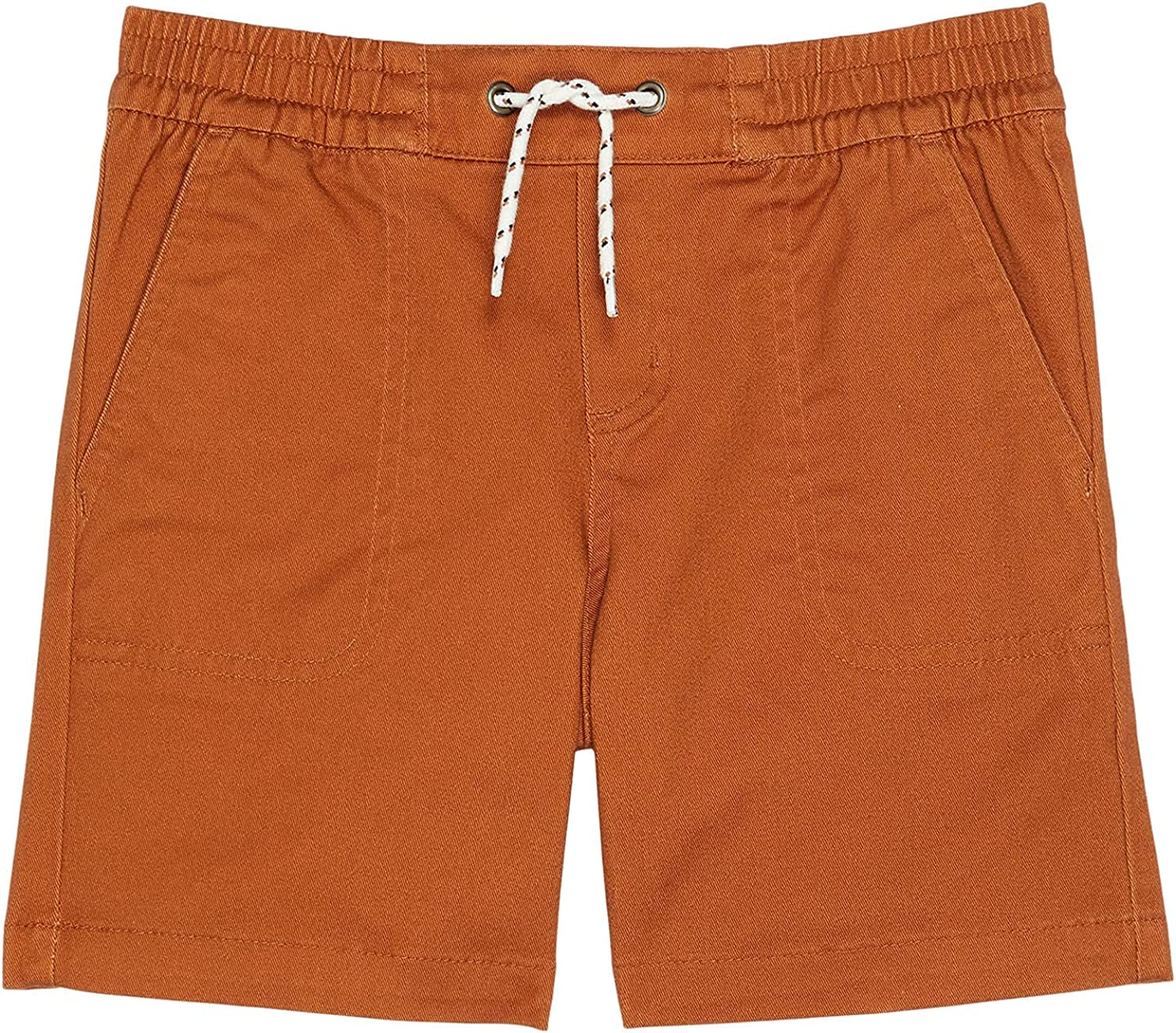 Janie and Jack Boy's Twill Pull-On Shorts (Toddler/Little Kids/Big Kids)