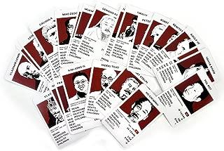 Gift Republic Dictator Trumps Card Game
