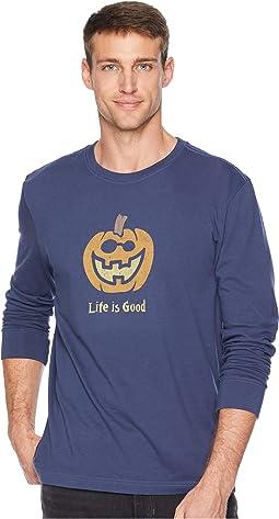 Pumpkin Crusher Long Sleeve T-Shirt
