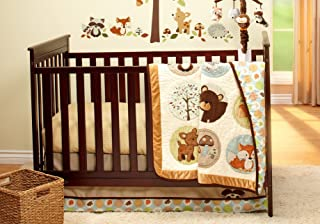 forest friends nursery set