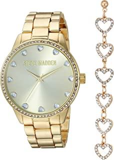 Steve Madden Fashion Watch (Model: SMWS055G)