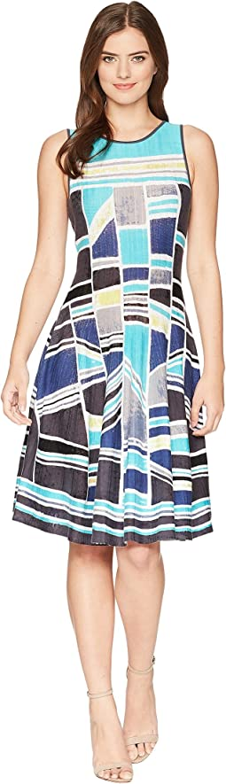 NIC+ZOE Going Places Twirl Dress