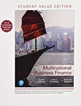 Multinational Business Finance, Student Value Edition Plus Mylab Finance with Pearson Etext -- Access Card Package