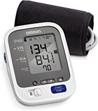 OMRON 7 Series Upper Arm Blood Pressure Monitor; 2-User, 120-Reading Memory, Wide-Range Comfit Cuff, BP Indicator LEDs byOMRON