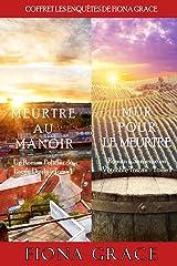 Coffret Les Enquêtes de Fiona Grace : Meurtre au Manoir (Tome 1) et Mûr pour le Meurtre (Tome 1) (French Edition) Kindle Edition
