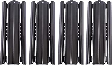 Zljiont 4 Pack Porcelain Steel Heat Plate Replacement for Sterling 5020-54 5020-64 5023-64;Huntington 6020-54 6020-57 6020-64 ;Broil King 9625-84, 9625-87, 9635-84 and Others