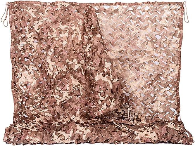 MCZYWzgl Filets De Camouflage De Filet De Camouflage De Filet De Désert, for Le Store De Dissimulation De Chasse De Partie (Taille   5m×10m)