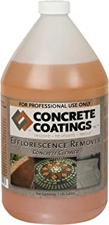 Concrete Efflorescence and Antique Release Remover