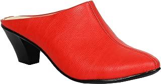 DAMEN MODE Women Designer Block Heels Stiletto Shoes