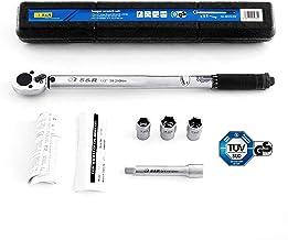 S&R 465012210 Zestaw Kluczy Dynamometryczny Szary