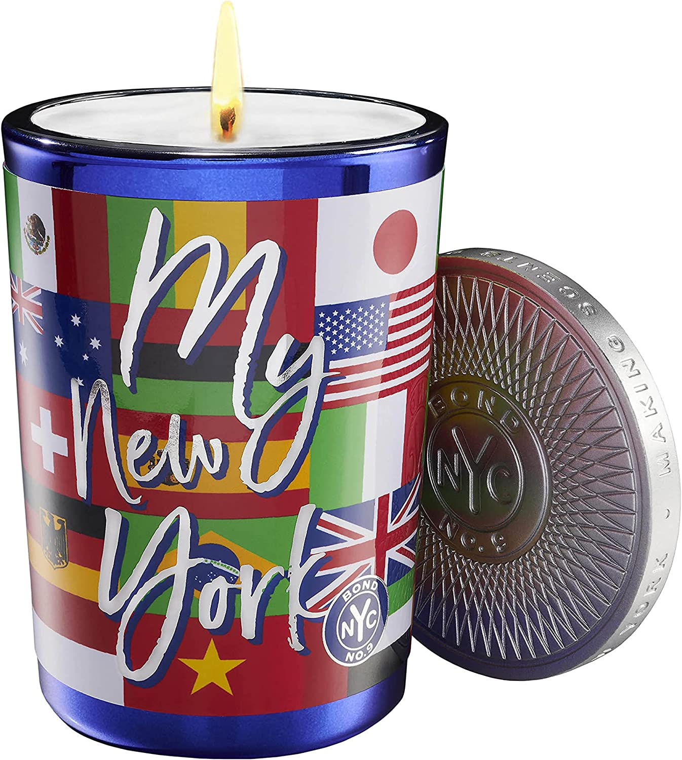 Bond No.9 My New York Large special price !! Candle Scented Mail order