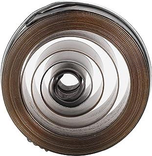 Eulbevoli Ressort Principal de Montre mécanique, matériau de cuivre de Ressort Principal de Mouvement pour Assurer Le Fonc...
