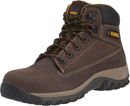 DeWalt Hammer, Men's Safety Boots, Brown, 10 UK