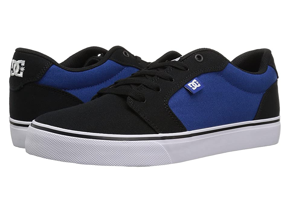 DC Anvil TX (Black/Blue) Men