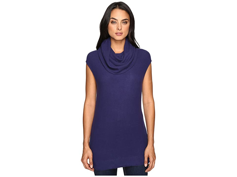 Three Dots Cozy Tunic (Wave) Women