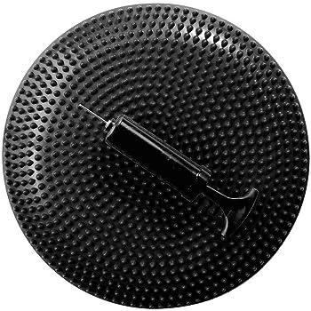 EGS(イージーエス) バランスディスク ポンプ付き EG-3082 ブラック