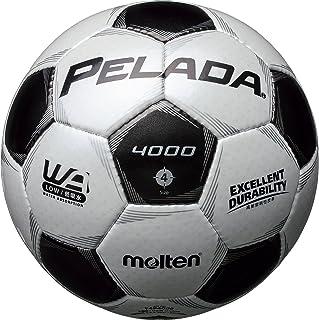 molten(モルテン) サッカーボール ペレーダ4000   4号 白×黒 F4P4000