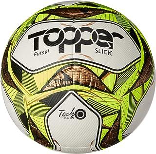 Bola Topper Slick II Futsal Amarela Neon