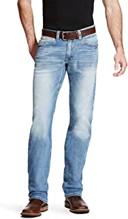 ARIAT Men's M2 Relaxed Stirling Stretch Boot Cut Jean