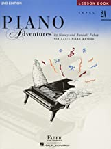 Level 2A - Lesson Book: Piano Adventures