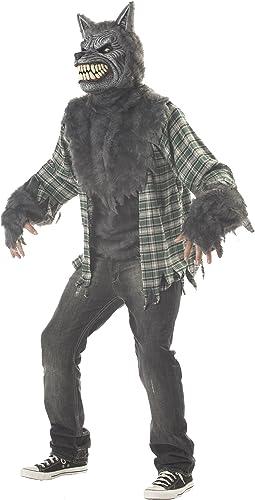 Aptafêtes cs968916 M Disfraz de Hombre Lobo Talla M