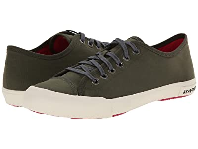 SeaVees 08/61 Army Issue Low Nylon (Olive) Women