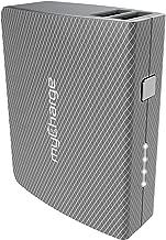 myCharge AmpPlus Portable Charger Dual USB Port (AmpPlus (4400mAh) - Grey)
