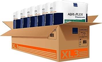 Abena Abri-Flex Premium Protective Underwear, XL3, 84Count