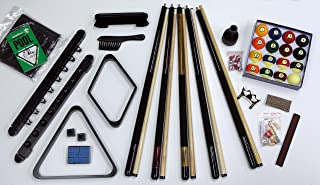 Fairview Game Rooms Premier 32-Piece Pool Table Accessory Kit