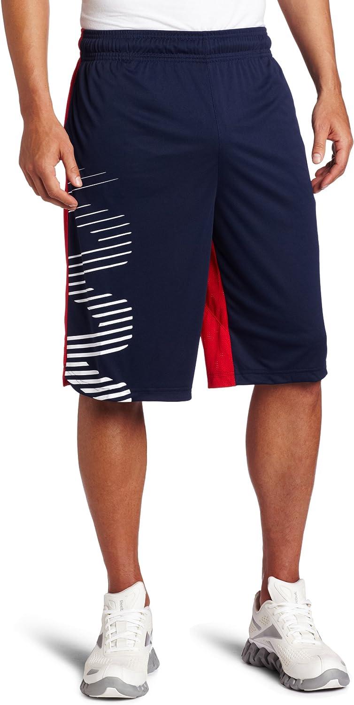 Reebok Men's Zig Great interest Basketball Short Nashville-Davidson Mall F08