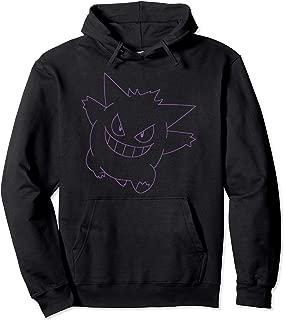 pokemon hoodie gengar