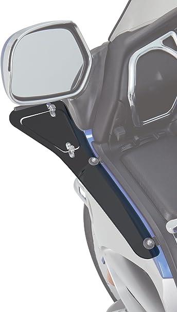 Show Chrome Accessories 52 865l Smoke Unterer Windabweiser Auto