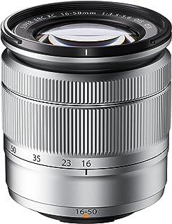 FUJIFILM XCレンズ FUJINON 標準ズームレンズ F XC16-50mmF3.5-5.6 OIS S シルバー