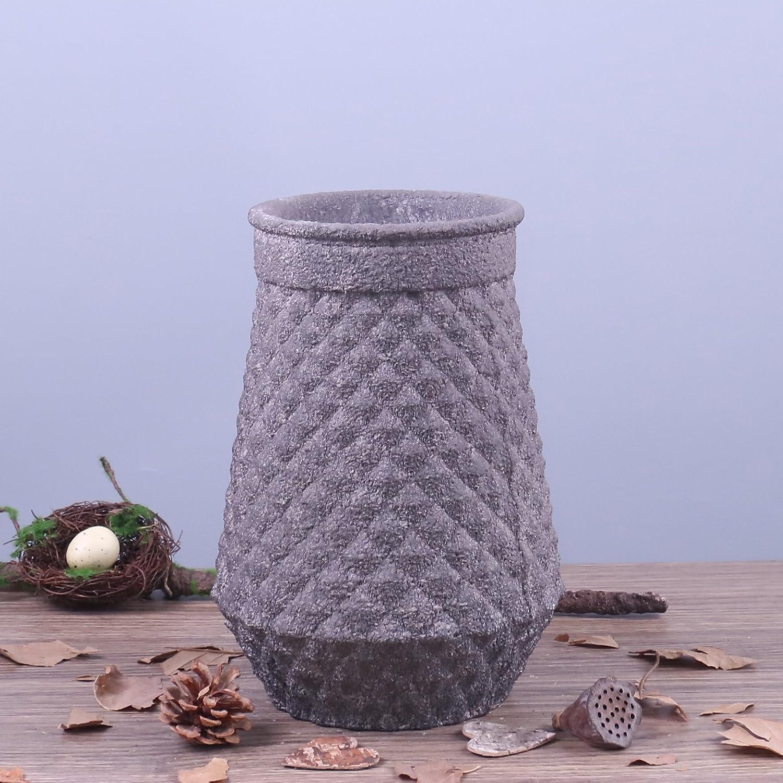 WDHP Hacer El Antiguo Jarron De Ceramica De Ceramica, 28Cm,O