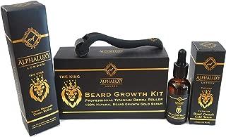 Best beard growth kit roller Reviews
