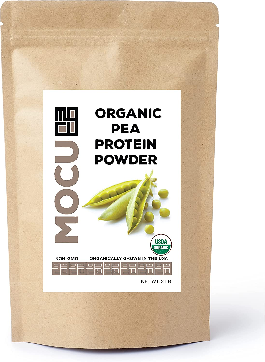 Certified Max 82% OFF Organic US Grown Pea Superior Protein Tested I 80% for Batch