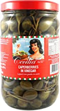 Cecilia Caperberries in Vinegar, 1.6 kg