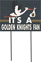 KH Sports Fan 18x24 Lawn Sign Stork Yard Sign It's A Las Vegas Golden Knights