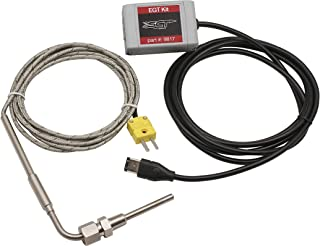 SCT Performance - 9817 - EGT Sensor Kit for Livewire TS+ and X4 Programmers - Sensor and Adapter Cables
