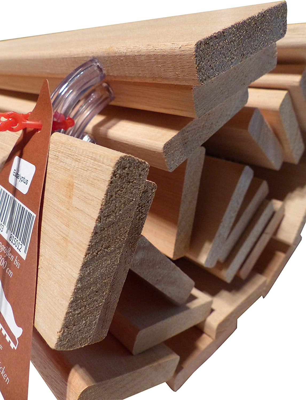 Chirollet® Somier enrollable de madera maciza de alta calidad ...