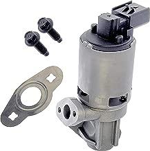 APDTY 022314 Exhaust Gas Recirculation Valve Fits Select 2005-2007 Chrysler Pacifica, Town & Country/Dodge Caravan, Grand Caravan (See Description; Replacs 4861662AE)