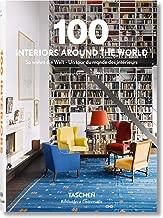 100 Interiors Around the World (Bibliotheca Universalis) ---multilingual