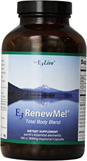 E3Live E3renewme! Supplement, 300 Count