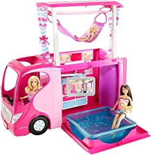 Barbie Sisters Family Camper