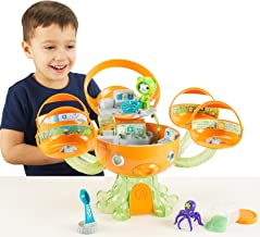 Fisher-Price Octonauts Sea-Slimed Octopod Playset