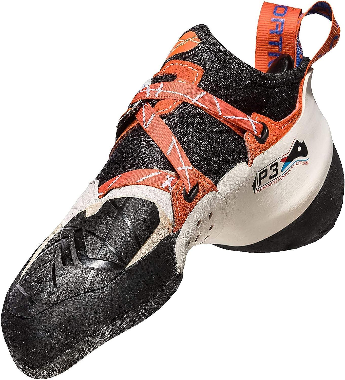 La Sportiva Solution Woman, Zapatos de Escalada Niñas